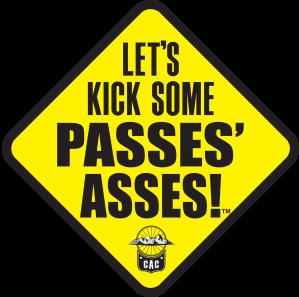 C.A.C. kick some passes